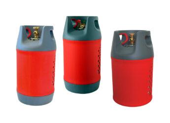 Kompositgasflaschen