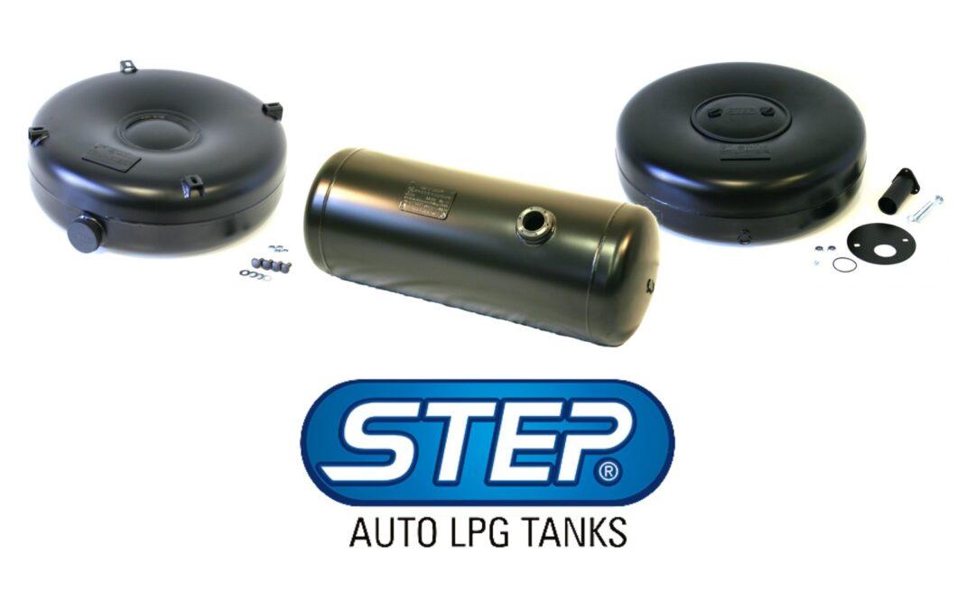 STEP Autogastanks – Die OEM Marke