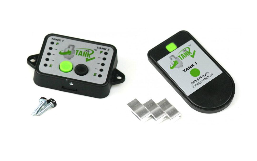 Indicatore del contenuto Mopeka Bluetooth per le bombole di gas
