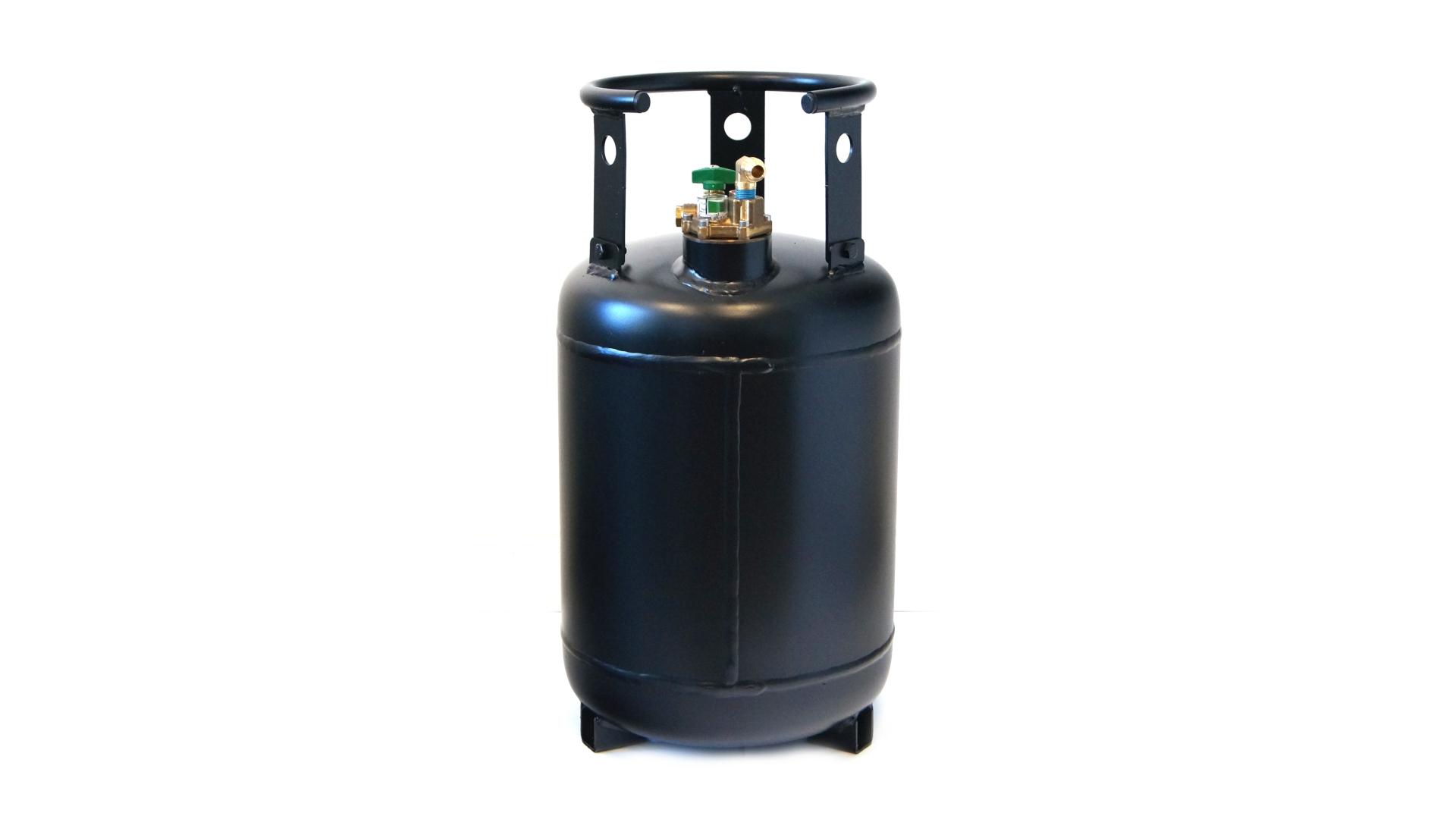Tankflasche 30 Liter mit 80% Multiventil