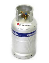 Bombola di gas in alluminio