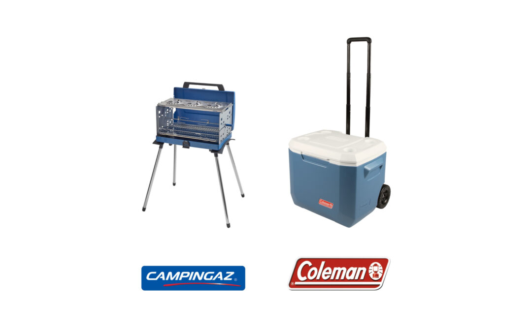 Campingaz & Coleman products