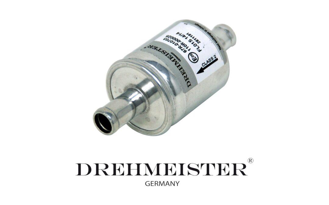 Filtri GPL/Metano DREHMEISTER