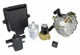 Sistema di iniezione GPL EVO Multipoint