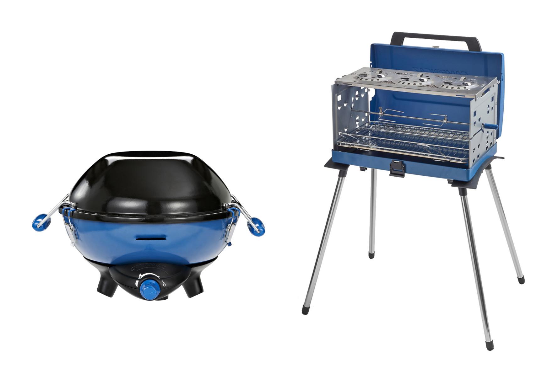 Barbecue a gas compatto e potente Campingaz