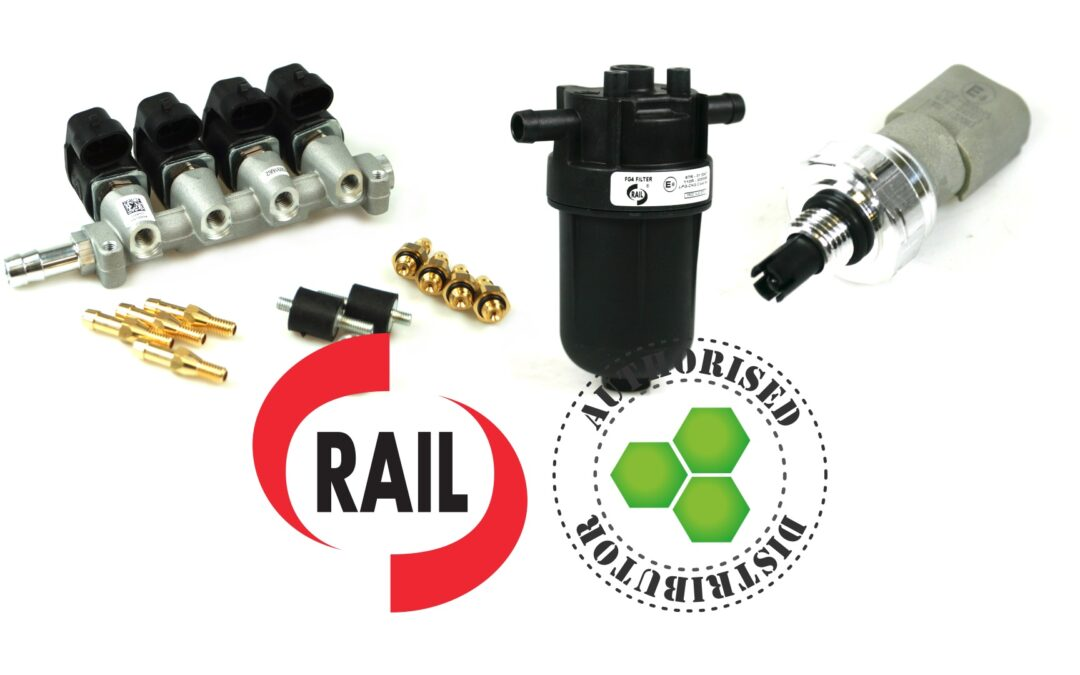 HybridSupply is official RAIL distributor
