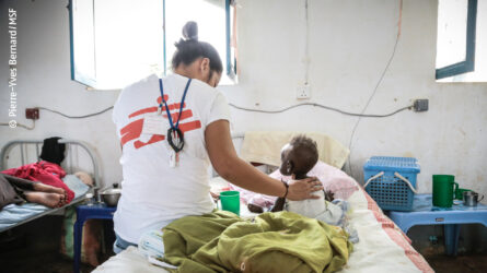 HybridSupply has been a partner company of Doctors Without Borders since 2016. With an annual sum of 3,000 euros, the company supports the organisation's worldwide medical emergency aid.