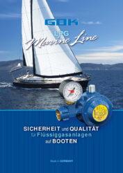 Soluzioni per gas liquido sulle imbarcazioni - MarineLine (tedesco)