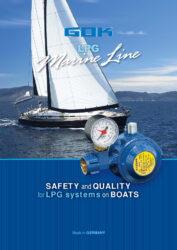 Soluzioni per gas liquido sulle imbarcazioni - MarineLine (Inglese)