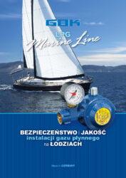 Soluzioni per il gas liquido sulle imbarcazioni - MarineLine (polacco)