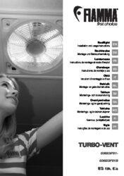 Manuale d'installazione- e istruzioni per il TURBO VENT