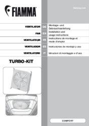 Manuale d'installazione- e istruzioni Turbo Kit