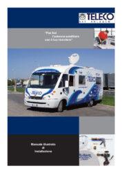 Manuale di installazione del Flat Sat (olandese)