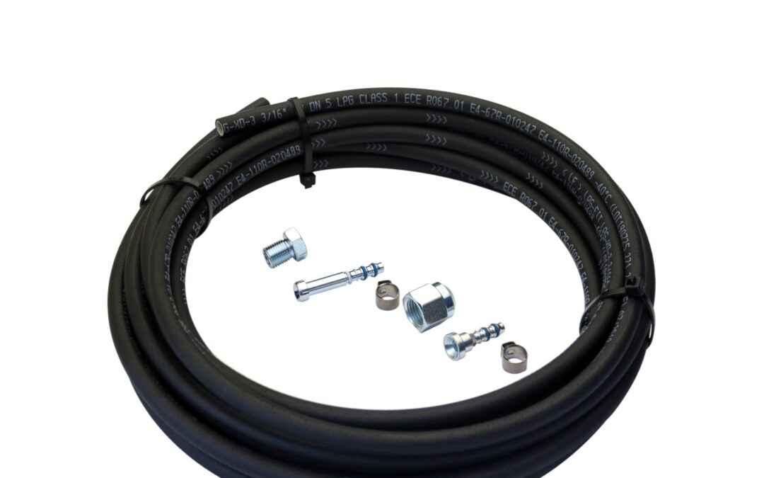 Condotto termoplastico LPG-Fit